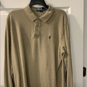 Polo by Ralph Lauren men's large long sleeve